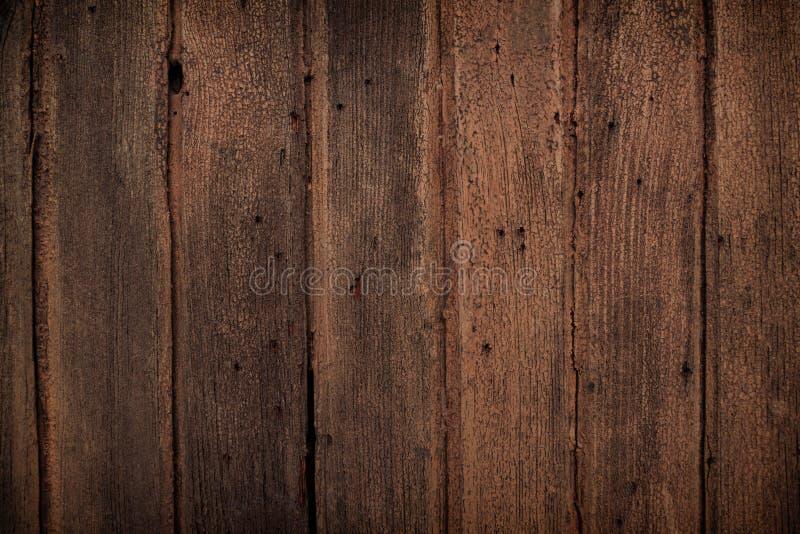 Viejo fondo de madera de la textura de la tabla de la arca, textura detallada natural de la foto del tablón Textura en tonos cali fotografía de archivo