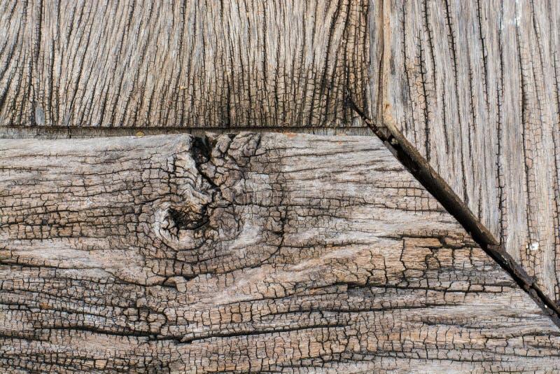 Viejo fondo de madera NINGÚN foto de archivo libre de regalías