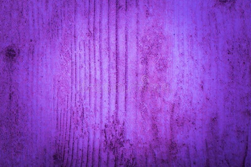 Viejo fondo de madera pintado foto de archivo
