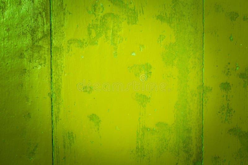 Viejo fondo de madera pintado fotografía de archivo libre de regalías