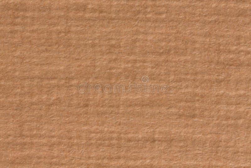 Viejo fondo de papel de Brown Cartulina gruesa Textura de alta calidad en extremadamente de alta resoluci?n imagen de archivo