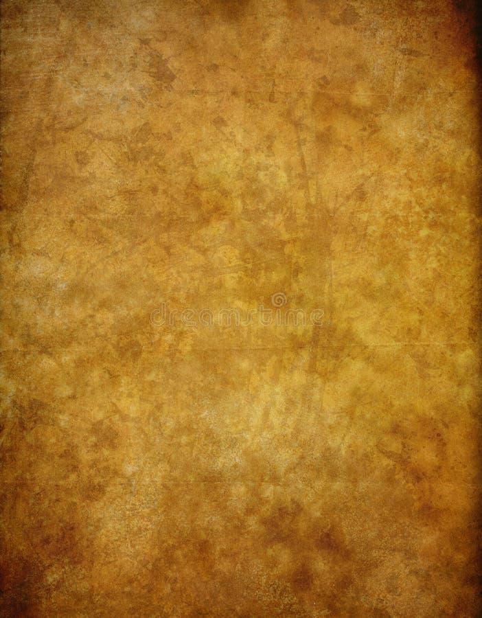 Viejo fondo de papel grande adicional imagen de archivo