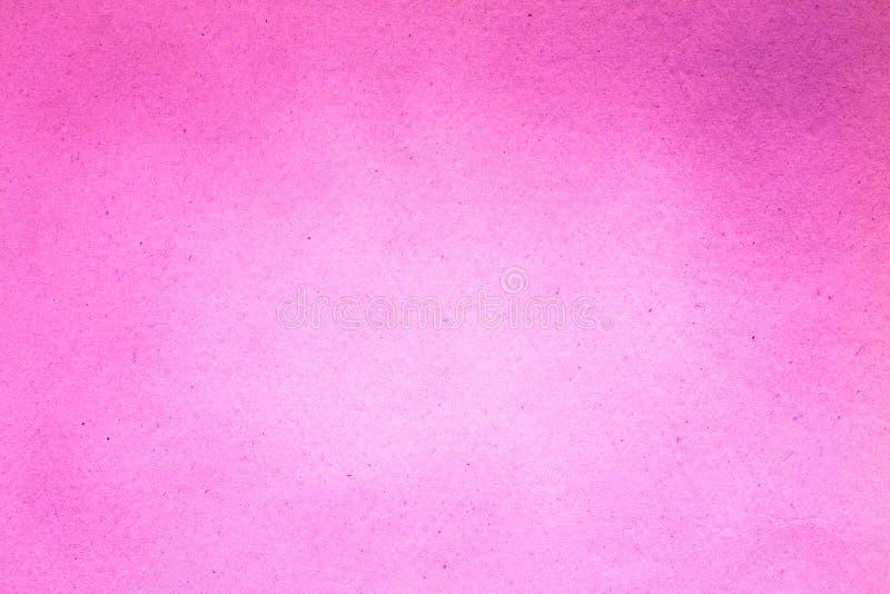 Viejo fondo de papel rosado de la textura imágenes de archivo libres de regalías