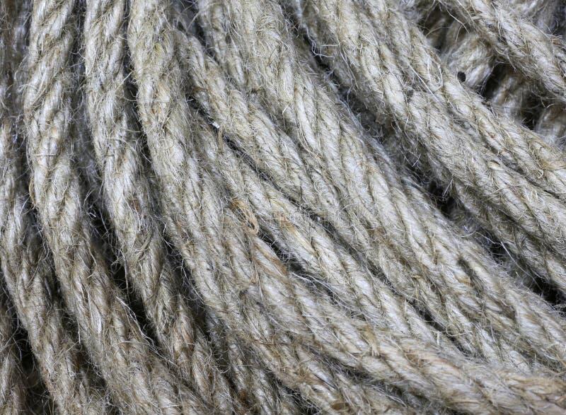 Viejo fondo del extracto de la textura del algodón imagen de archivo libre de regalías