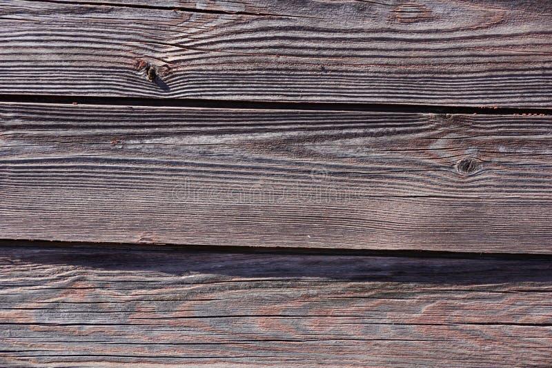 Viejo fondo del grunge de los tableros del pino de madera de la textura fotos de archivo libres de regalías
