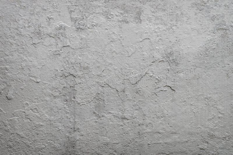 Viejo fondo texturizado del yeso grunge agrietado foto de archivo libre de regalías
