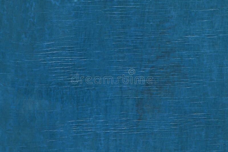 Viejo fondo veneciano azul de la pared del yeso del cemento Cierre para arriba foto de archivo