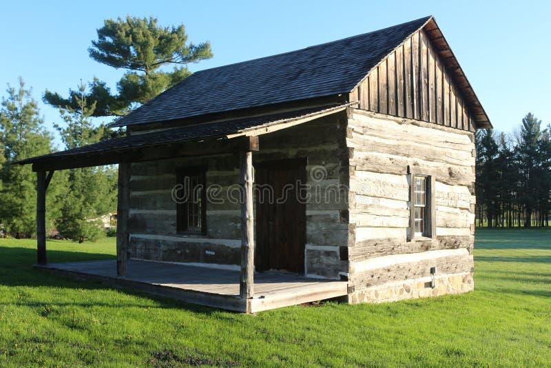 Viejo hogar foto de archivo libre de regalías