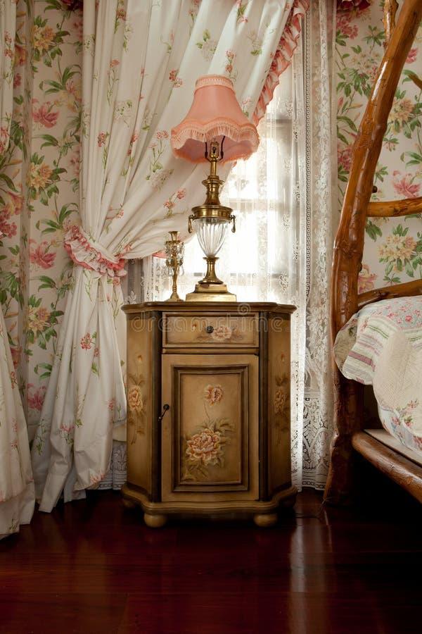 Viejo interior labrado hermoso foto de archivo libre de regalías