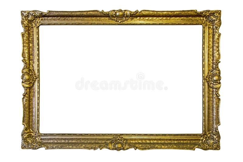 Viejo marco fotos de archivo