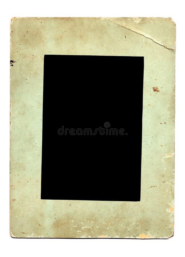 Viejo marco de la foto - alta resolución imagenes de archivo