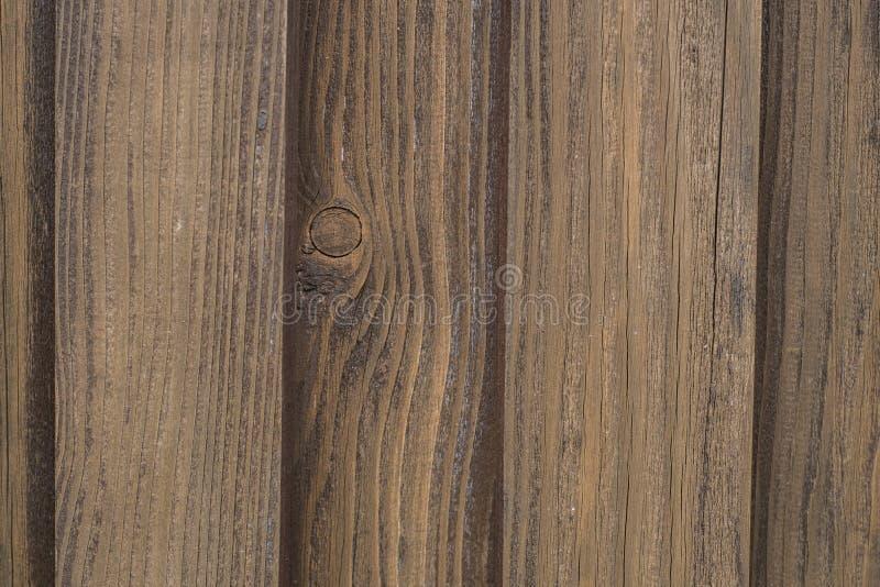 Viejo material de madera para la decoración, el diseño y la textura foto de archivo libre de regalías