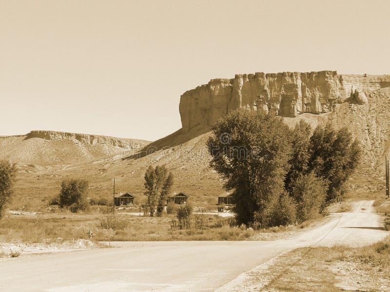 Viejo Oeste Imagen de archivo libre de regalías