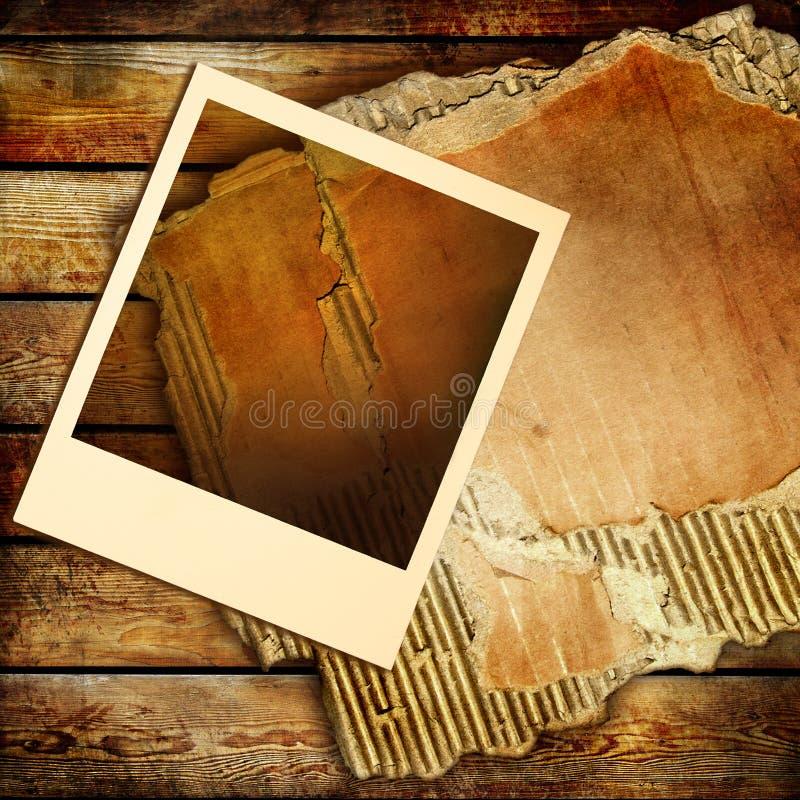 Viejo personal fotografía de archivo libre de regalías