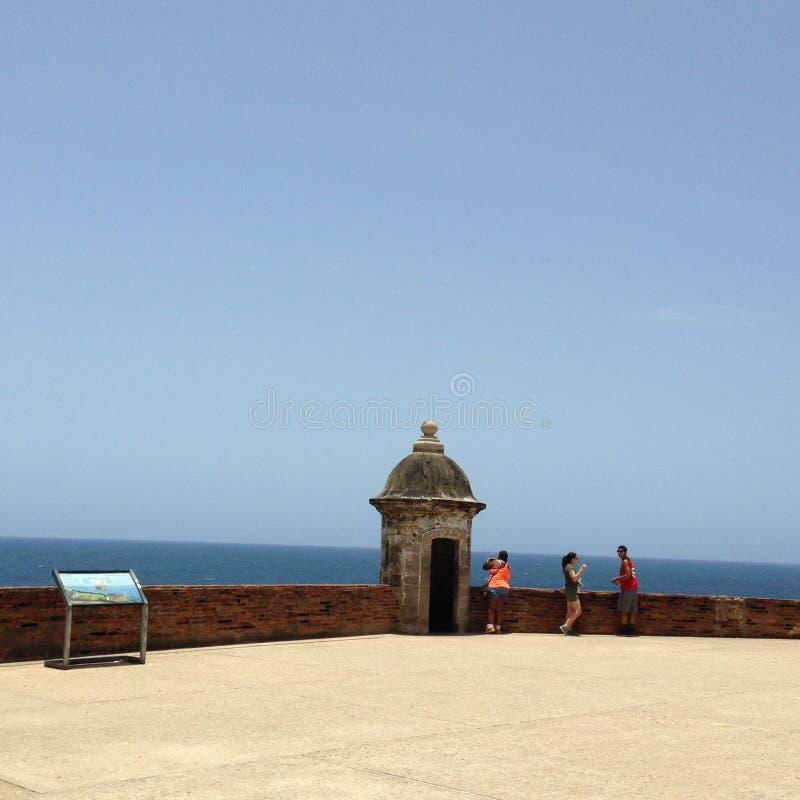 Viejo San Juan van Gr royalty-vrije stock foto's