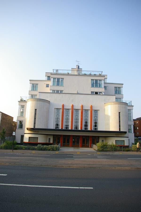 Viejo teatro de Glasgow foto de archivo