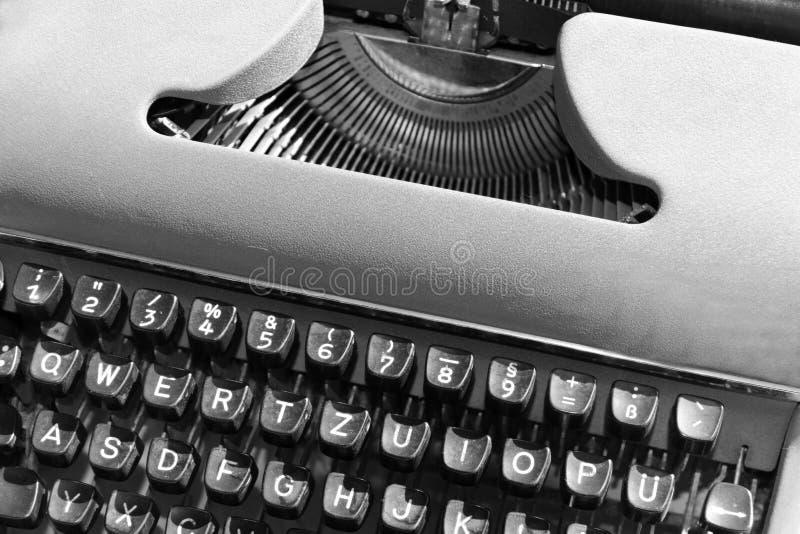 Viejo typwriter imagenes de archivo