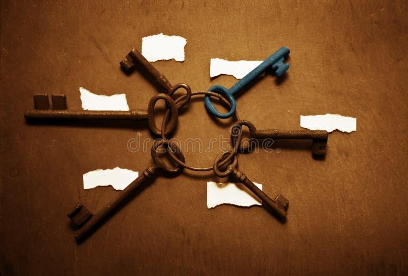 Download Viejos claves imagen de archivo. Imagen de grunge, grupo - 42425513