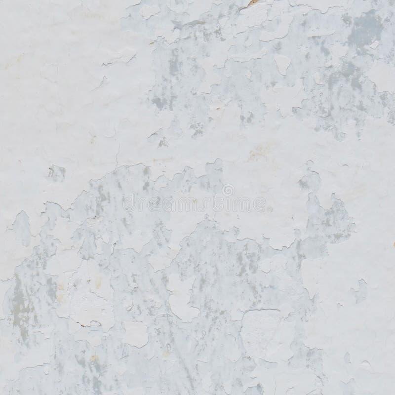 Viejos extracto y fondo blancos de la pared foto de archivo libre de regalías