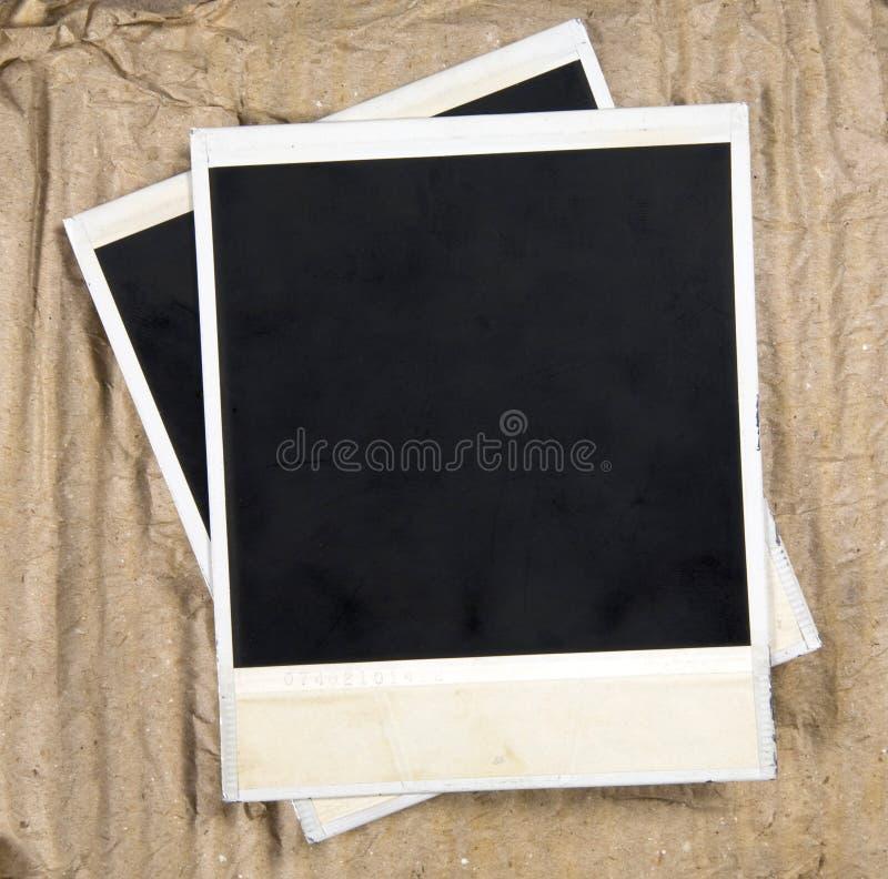 Viejos marcos de la cámara imagen de archivo libre de regalías