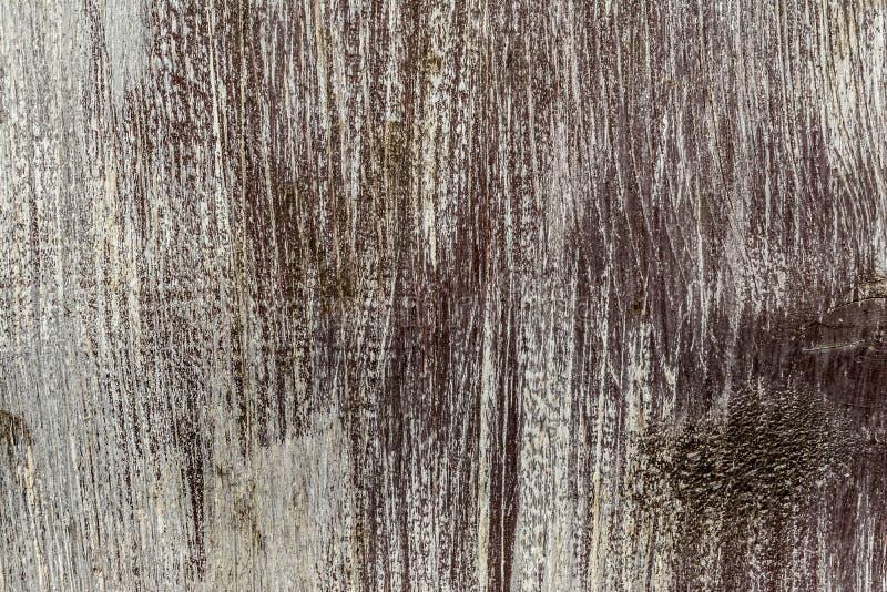 Viejos y resistidos textura retros del estilo del vintage de madera negro gris de la pared fondo del Thr y foto de archivo libre de regalías