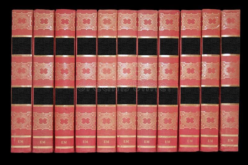 Viele Alten Bücher. Stockfotos