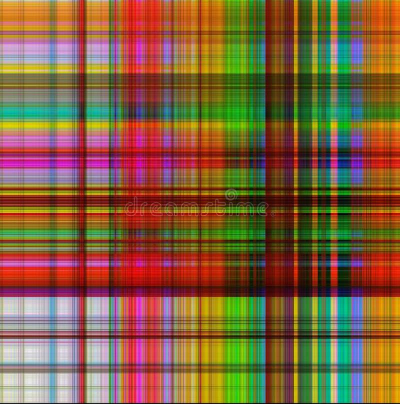 Viele Farbgeometrischen Beschaffenheiten, bunte Hintergründe für Designkunst stock abbildung
