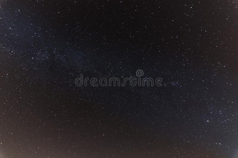 viele sterne am himmel royalty free stock image