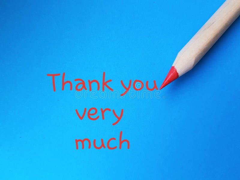 Thank You übersetzung