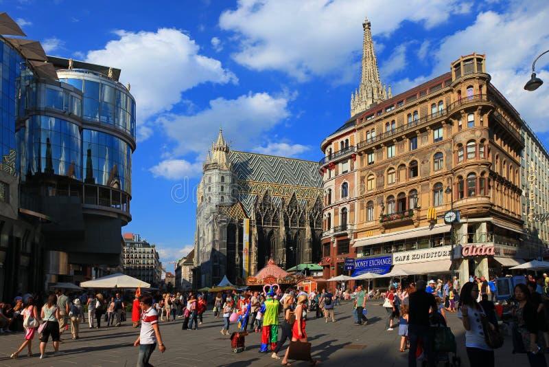 Viena, Áustria fotografia de stock