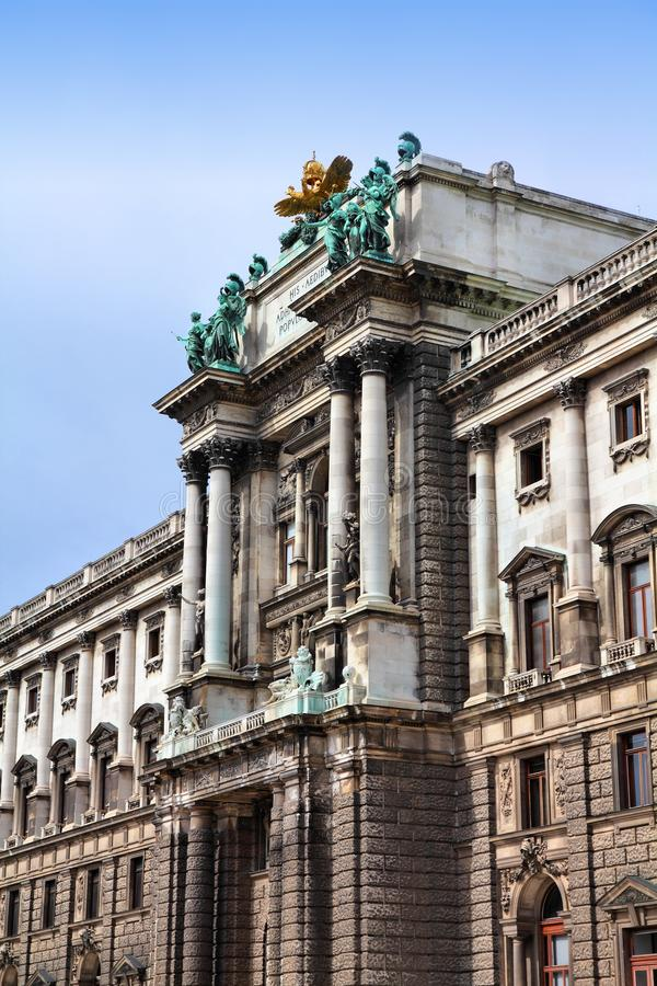 Download Palácio De Hofburg Em Viena Foto de Stock - Imagem de arquitetura, destino: 29846976