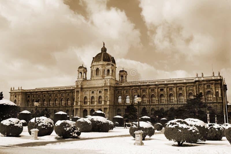 Download Viena #9 foto de archivo. Imagen de austria, parque, nubes - 1285864
