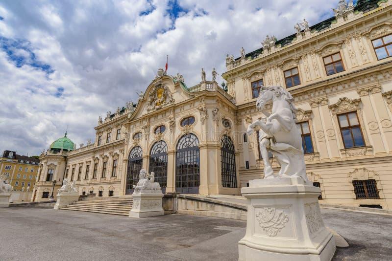 Viena Austria foto de archivo