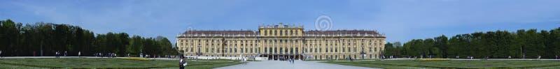 Viena Schonbrunn (Wien Schönbrunn) foto de archivo