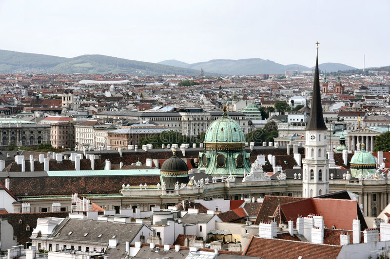 Vienna royalty free stock photo