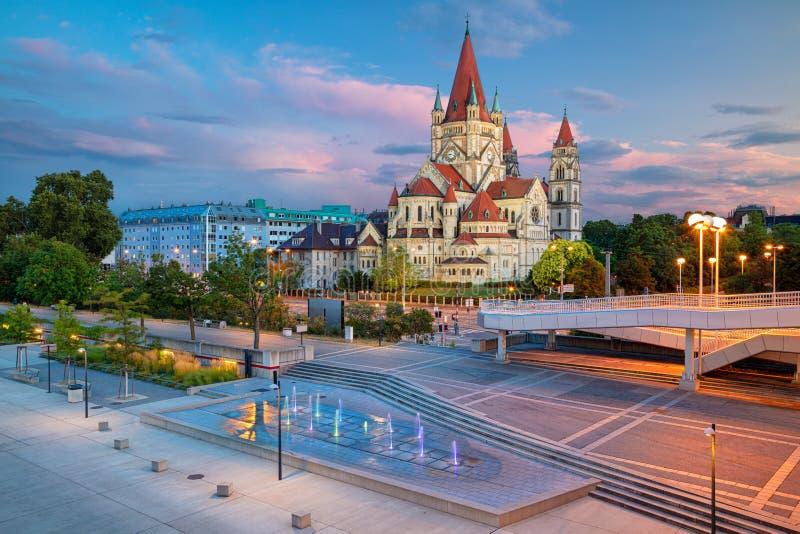 Vienna, Austria. stock photos