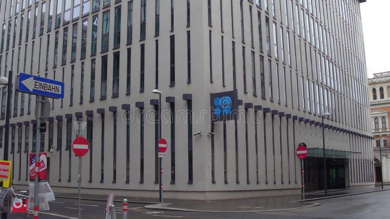 VIENNA, AUSTRIA - DECEMBER, 24 Organization of the Petroleum Exporting Countries OPEC headquarters stock photos