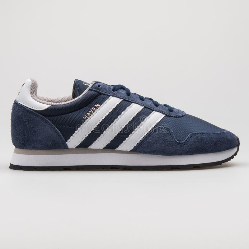 Adidas Haven Grey And White Sneaker