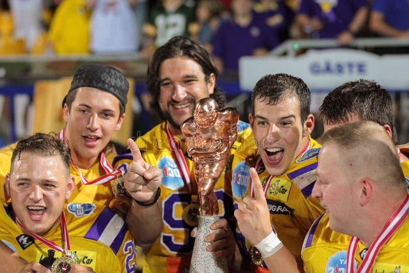 Download Austrian Bowl XXVIII - Vikings Vs. Raiders Editorial Stock Photo - Image: 30253733