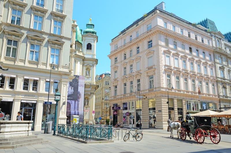 Download Vienna, Austria editorial photo. Image of architecture - 35433611