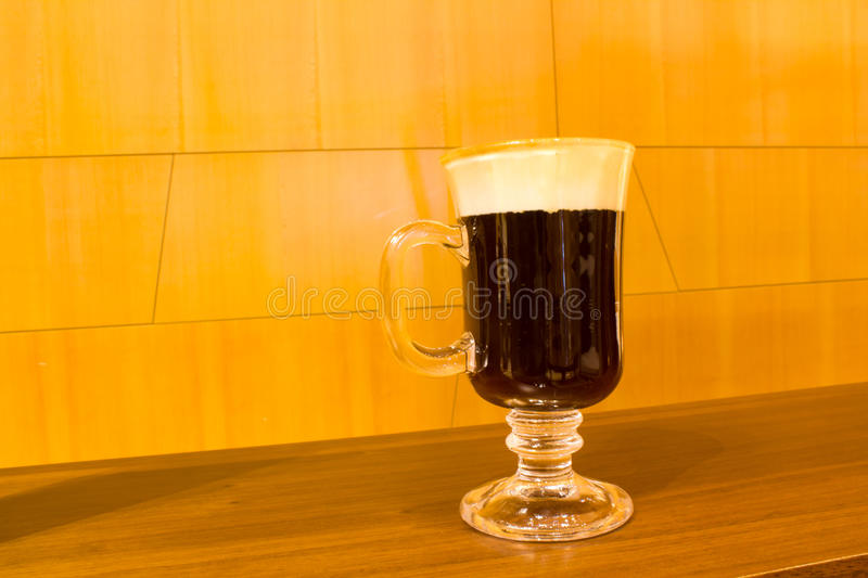 Download Vienna coffee stock image. Image of cream, served, drink - 33558413