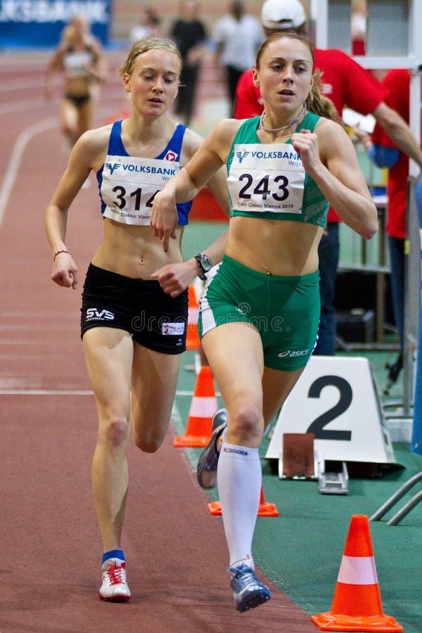 Vienna Indoor Classic 2010 Editorial Photo