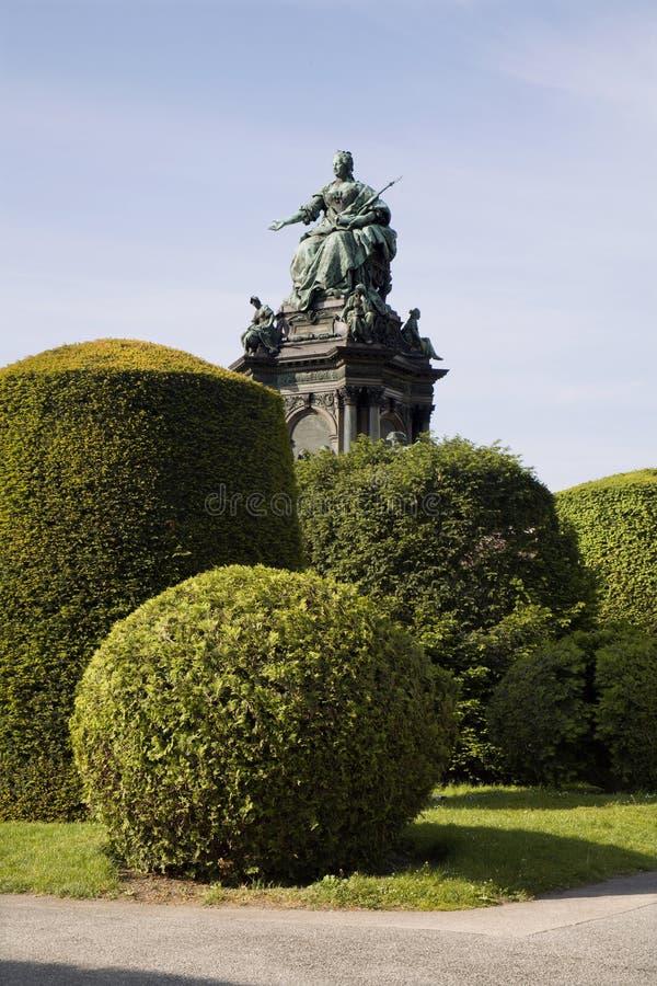 Download Vienna - Maria Theresia Landmark Stock Photo - Image: 12009176
