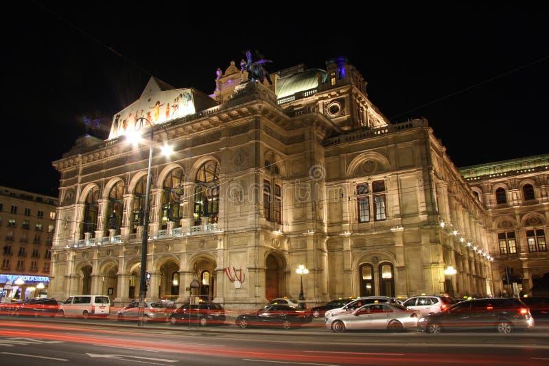 Download Vienna State Opera At Night Editorial Image - Image: 28495045