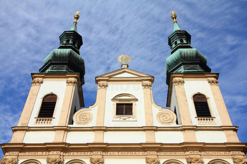 Vienne, Autriche image libre de droits