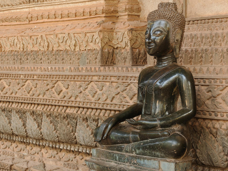 Vientiane - Haw Pha Kaeo royalty free stock photos