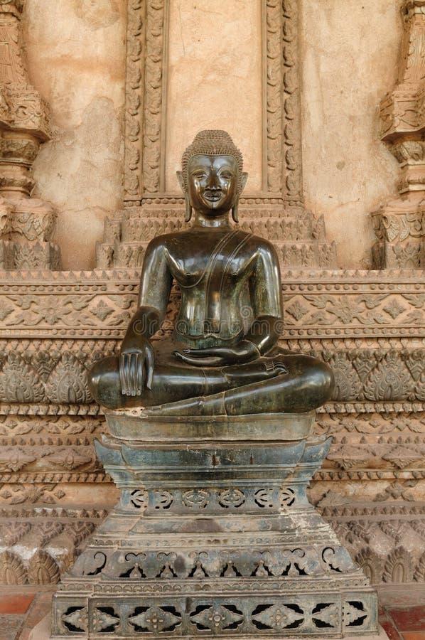 Vientiane - Haw Pha Kaeo stock photography