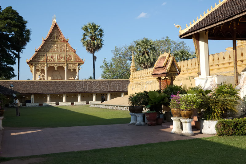 Vientiane, Laos stock photos