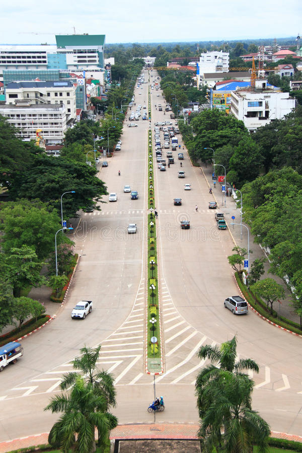 Vientiane Laos - IS497-025 Royalty Free Stock Images