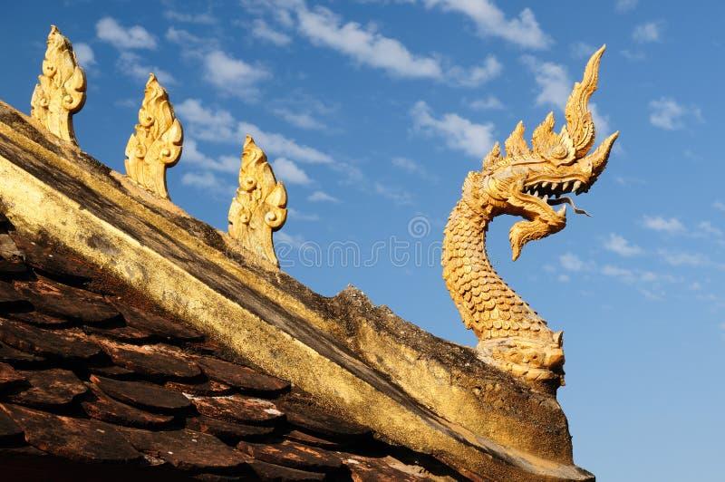 Vientiane - Pha che Luang immagini stock